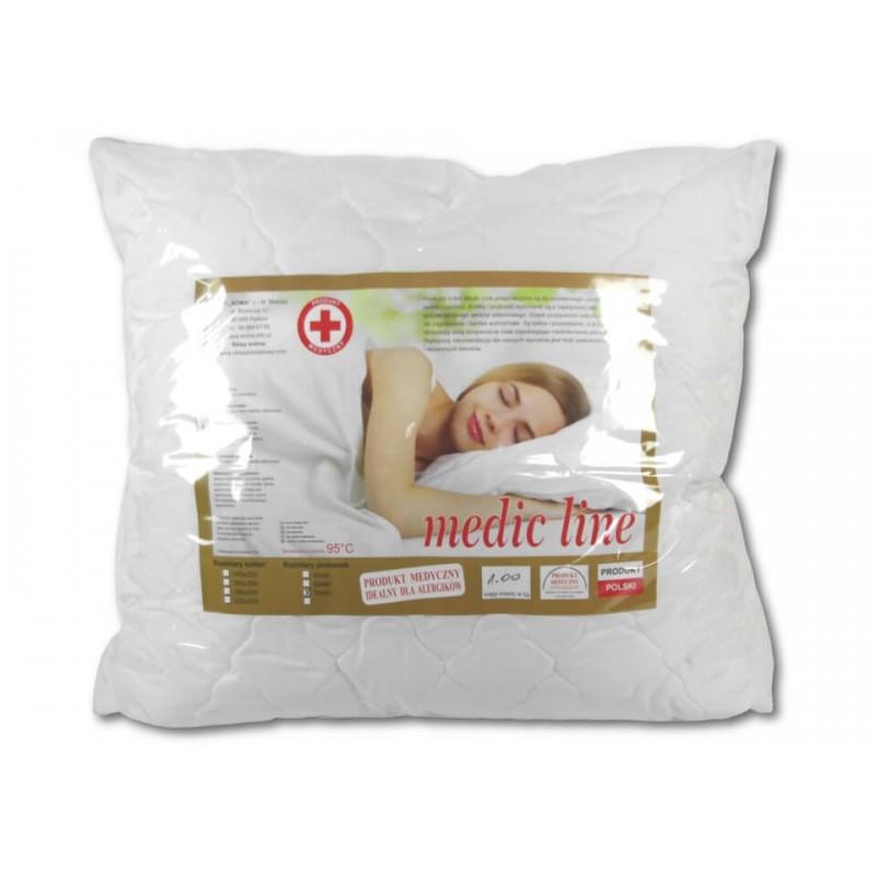 Medyczna poduszka antyalergiczna 70x80